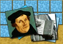 Memospiel: Luther